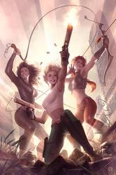 Danger Girl: Trinity #1