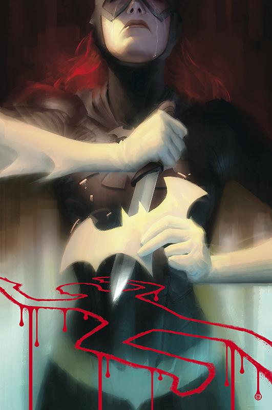 Batgirl No. 22 by AlexGarner