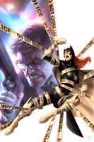 Batgirl No. 23 by AlexGarner