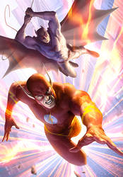 Justice League: The Flashpoint Paradox by AlexGarner