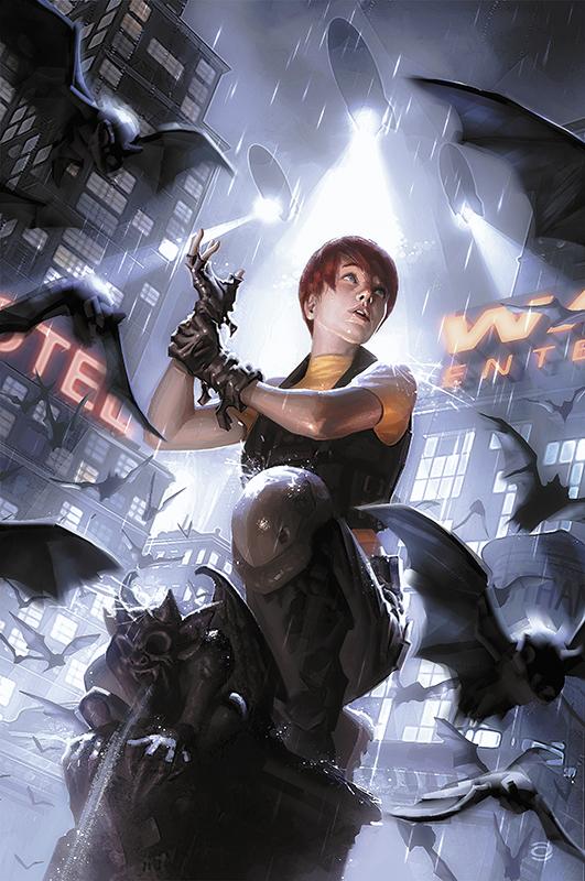 Batgirl No. 25 by AlexGarner
