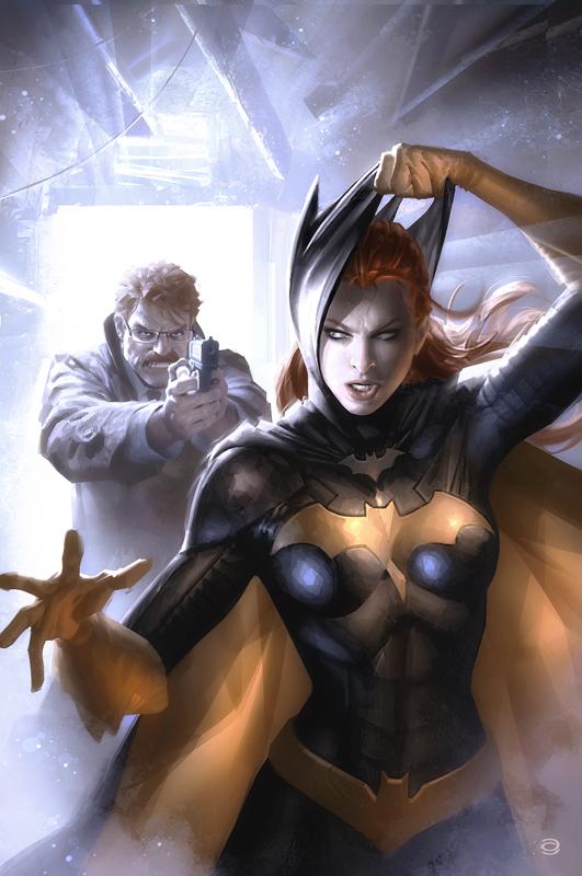 Batgirl No. 26 by AlexGarner