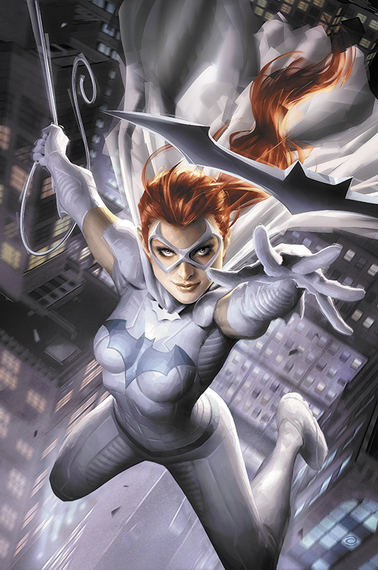 Batgirl No. 27 by AlexGarner