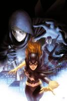 Batgirl No. 33 by AlexGarner