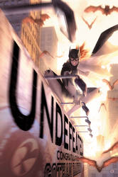 Batgirl No. 34 by AlexGarner