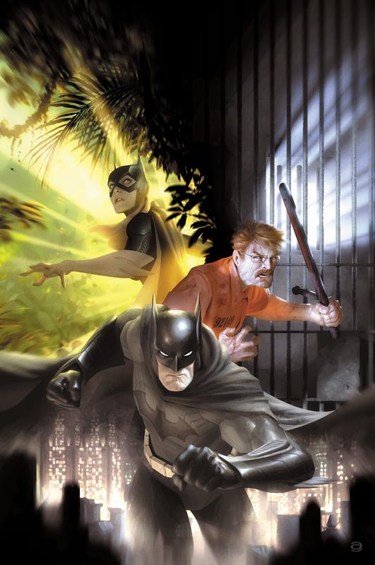 Batman Eternal No. 20