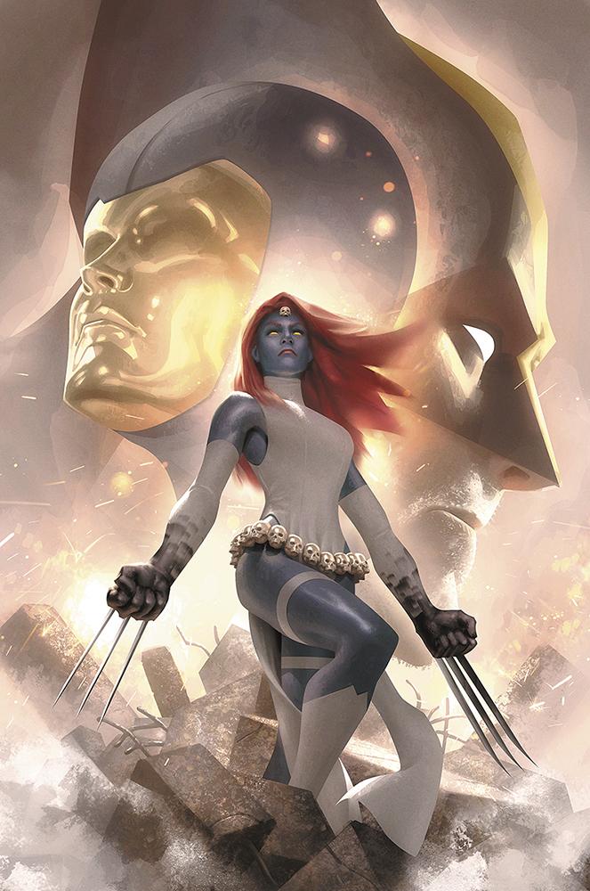 Death of Wolverine: Logan's Legacy No. 6