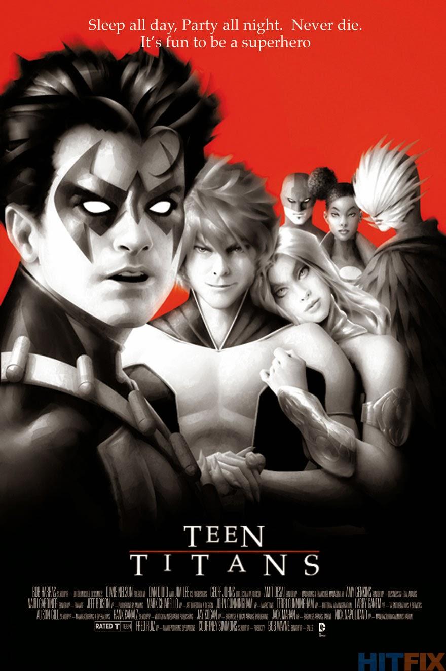 Teen Titans - Lost Boys
