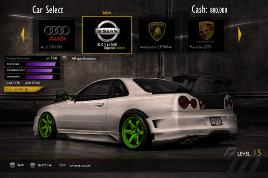 Need for Speed EDITON