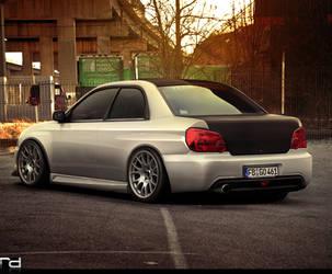 Subaru Impreza by Rob3rT----Design