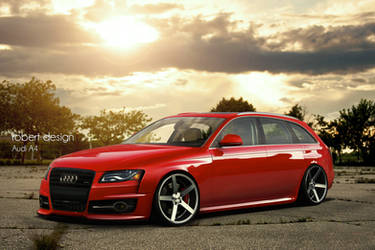 Audi A4 by Rob3rT----Design