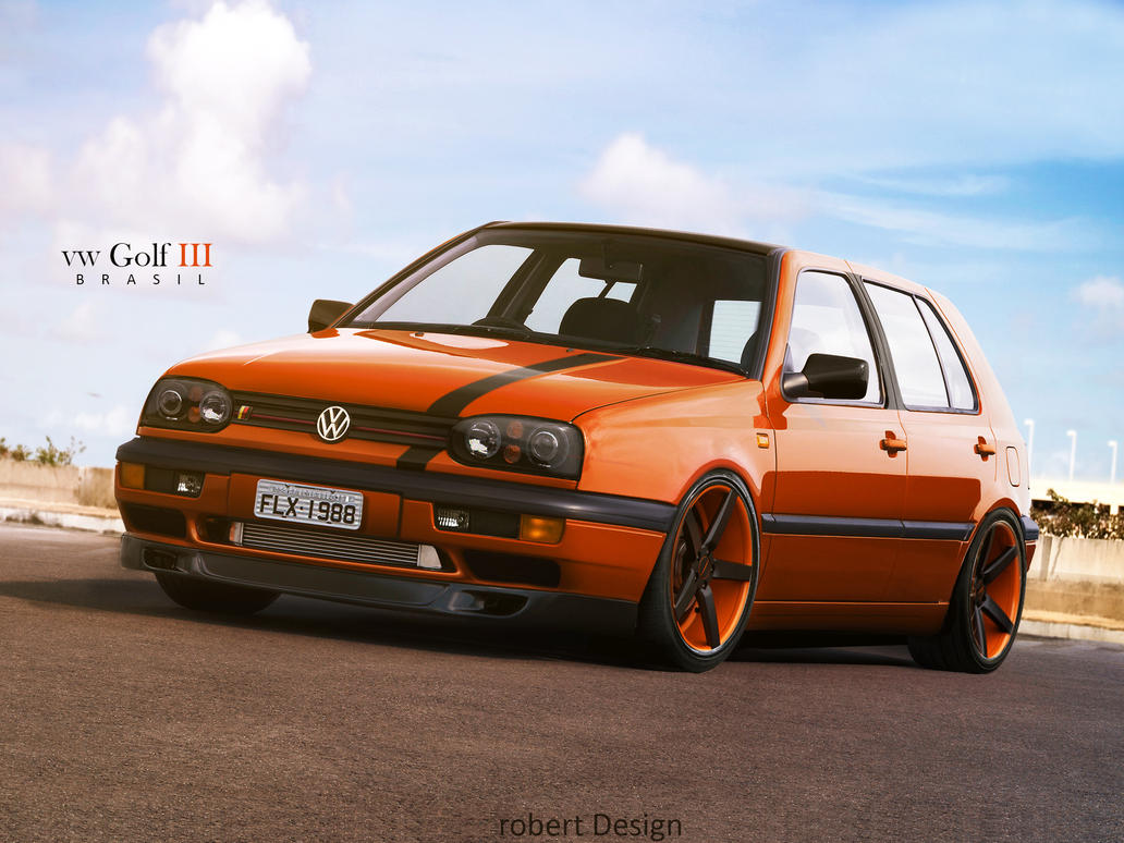 Golf III Brasil by Rob3rT----Design