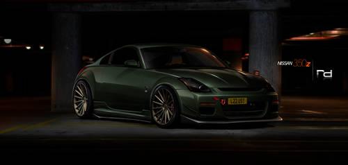350 Z by Rob3rT----Design