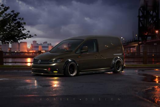 VolksWagen Caddy UPS