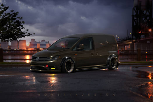 VolksWagen Caddy UPS