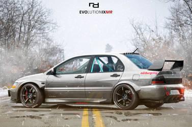 EVO IX MR Nurburgring Edition