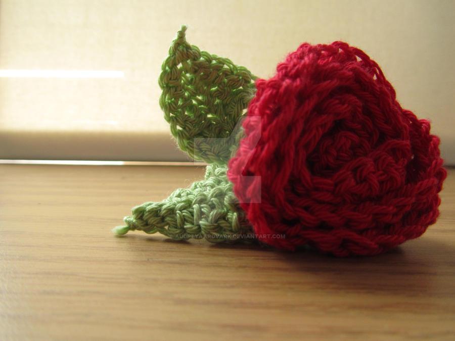 Tutorial Rose Amigurumi : Rose Amigurumi by audreyaardvark on DeviantArt