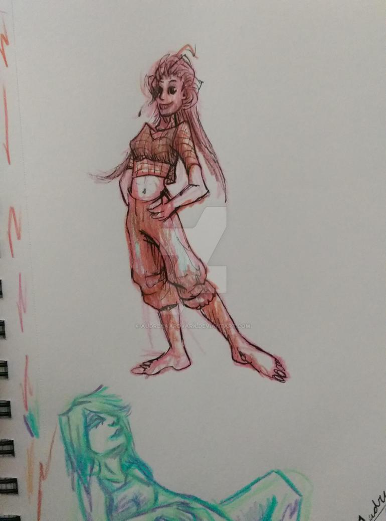 mischief sketch by X---Jinx---X