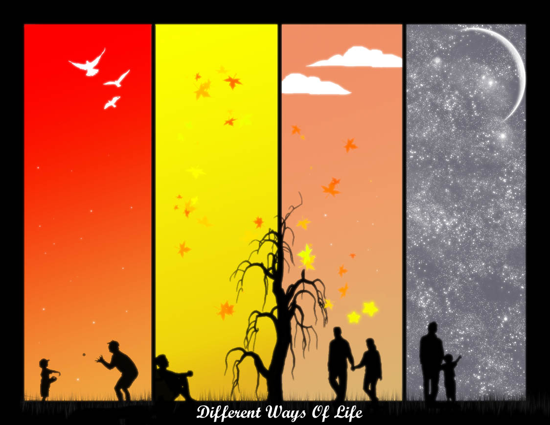 Different Ways Of Life
