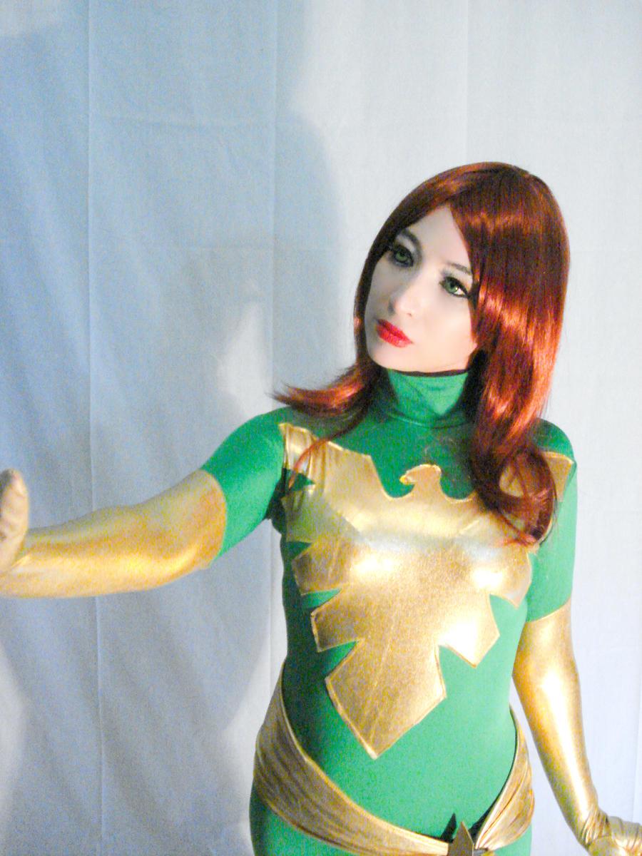 Marvel Girl by Kitty-Honey
