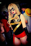 Ms. Marvel at con