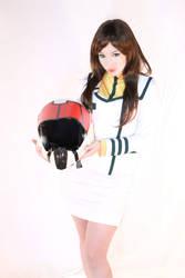 Misa Hayase/Lisa Hayes cosplay by Kitty-Honey