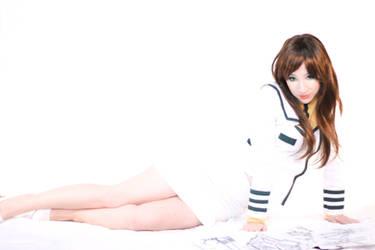 Miss Macross Misa Hayase by Kitty-Honey