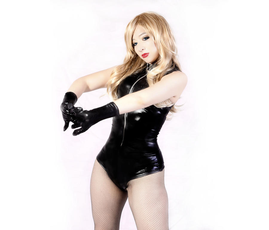 Black Canary cosplay 03 by Kitty-Honey