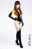 Silk Spectre II Cosplay 02 by Kitty-Honey
