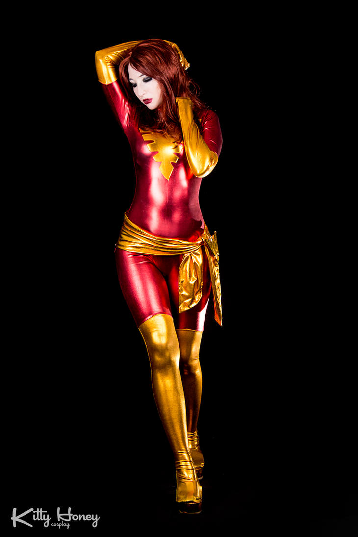 Dark Phoenix 05 by Kitty-Honey