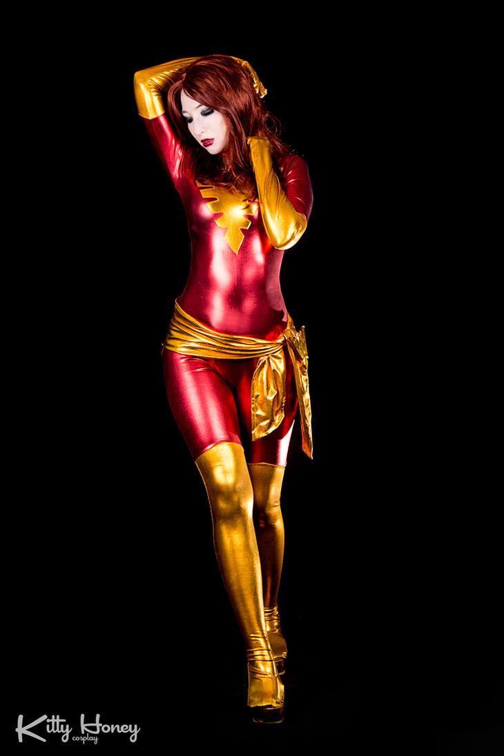 Dark Phoenix 05 by Kitty-Honey