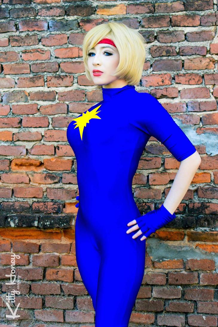 Dazzler Cosplay 03 (X-Men) by Kitty-Honey
