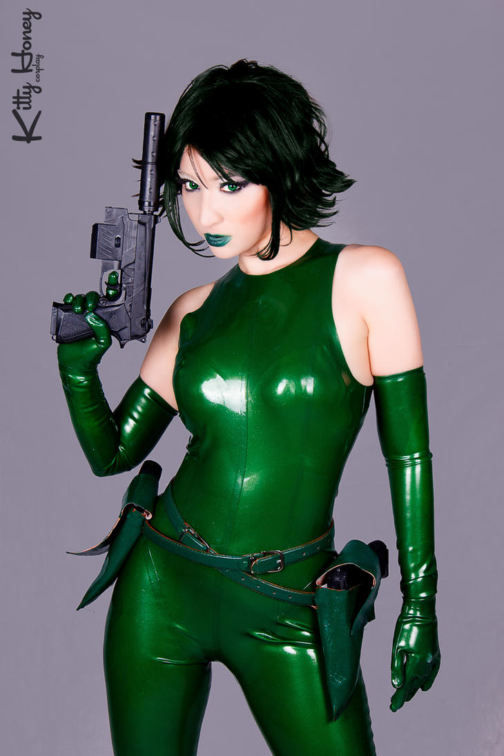 Hail Hydra!  (Madame Hydra cosplay) by Kitty-Honey