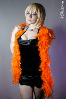 Victoria Cindry cosplay (One Piece)