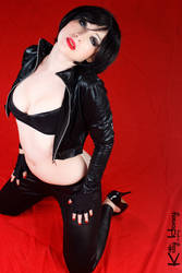 Suzi - Leisure Suit Larry - Cosplay 02 by Kitty-Honey