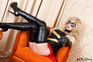 Ms. Marvel by Kitty-Honey