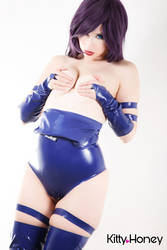 Psylocke cosplay 2 by Kitty-Honey