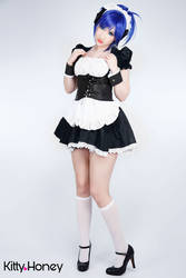 Leona Heidern Maid by Kitty-Honey