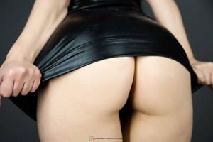 Frankie Foster's butt