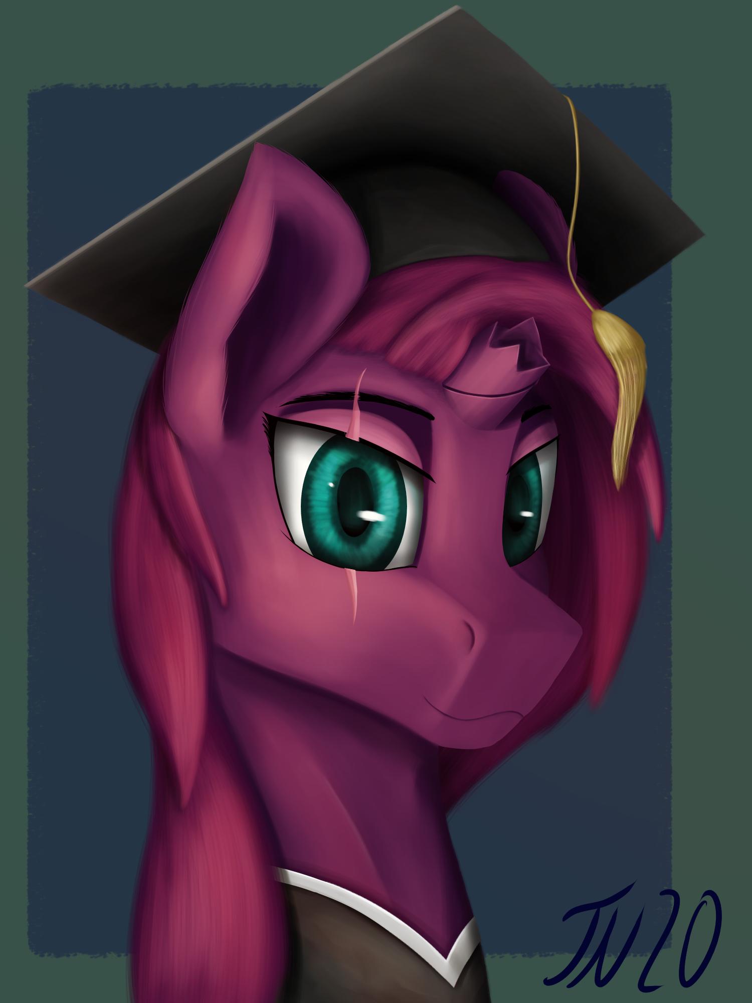 Daily Doodle 186 ~ Graduate