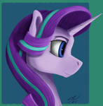 Daily Doodle 213 ~ glim glam