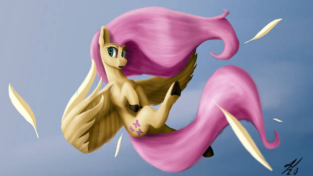 Daily Doodle 267 ~ flutters