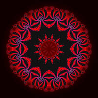 Fractal  Mandala 2