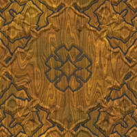 Seamless Carved Wood 1