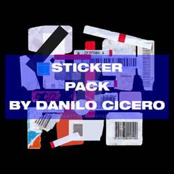 Sticker Pack by DANILITOOG