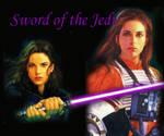 Jaina Solo - Sword of the Jedi