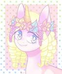 Comission oc pony