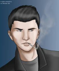 Blaine (Quick Pic) by Cyber-Centauri