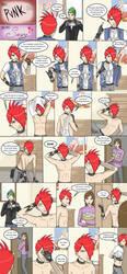 Sid's Punk 101: Being Sexy by Cyber-Centauri