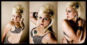 Leopard Lady by nitr0gene